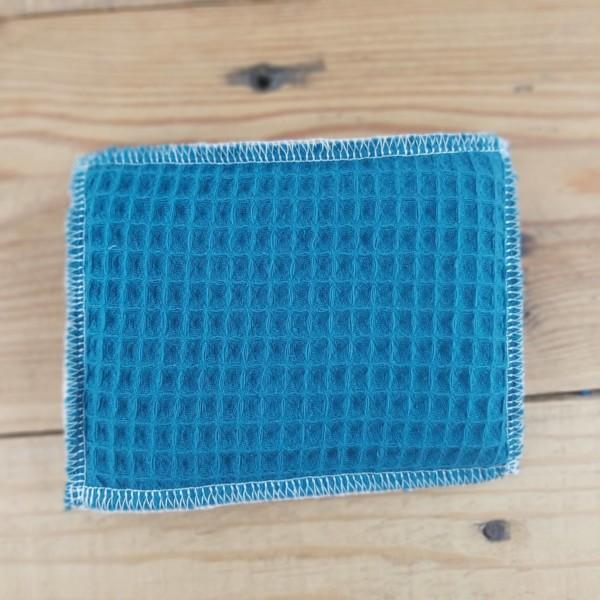 éponge lavable création artisanale zéro déchet cuisine