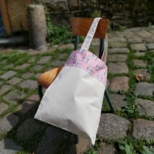 tote bag idéal pour la rentrée en maternelle confection artisanale en petite quantité en Normandie
