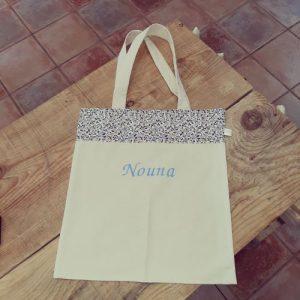 personnalisation tote bag